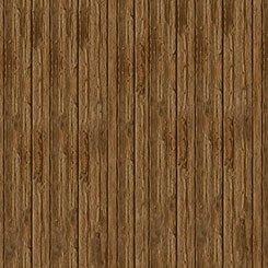 In the Woods - Brown Woodgrain