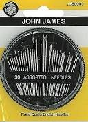 John James Compact 30 Needle Assortment