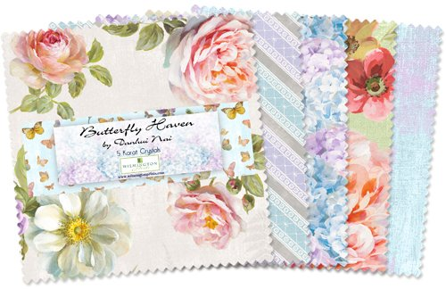 Butterfly Haven  - Charm Pack