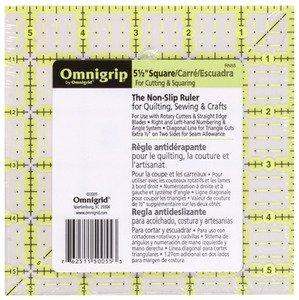 Omnigrip 5 1/2 Square