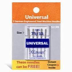 Klasse Needle 75/11 Universal