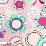 Flower Child Pink Lg Floral