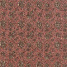 Alice's Scrapbag - Dark Pink Print