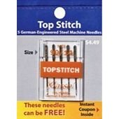 Klasse Needle 90/14 Top Stitch