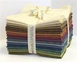Aged Muslin Fat Quarters Pack