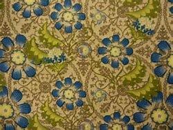 Camelot - Green w/blue design