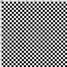Loralie Designs - B/W Checkerboard