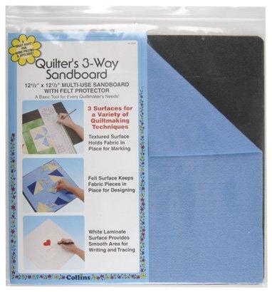 Collins: Quilter's 3-Way Sandboard