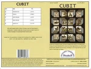 Cubit (45-1/2 Square)