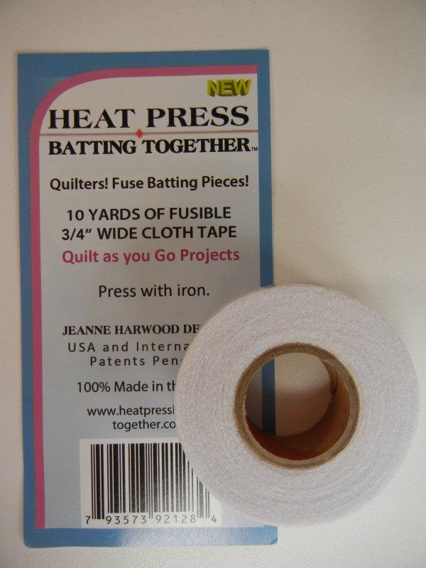 Batting Seam Tape  3/4