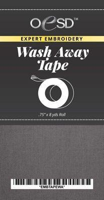 OESD Expert Embroidery Wash Away Tape