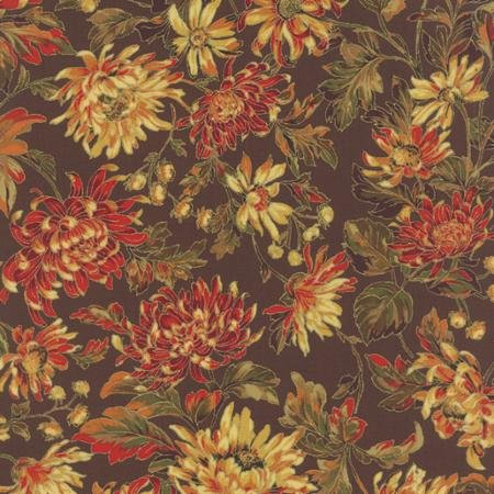Autumn Elegance Metallic - Cocoa
