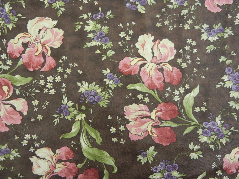 Audras Iris Garden - Lg Floral
