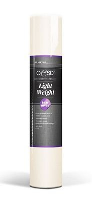 OESD Lightweight Tear Away - White