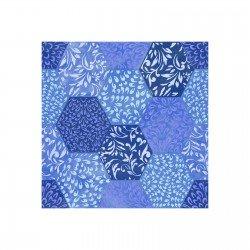 Ajisai Hydrangea - Shades of Dark Blue