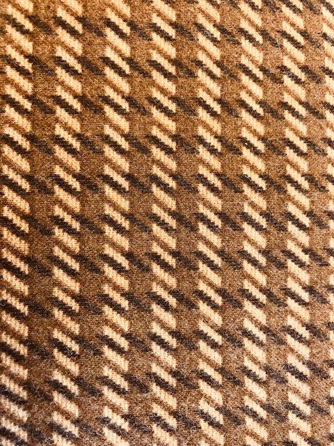Woolies Flannel Brown Plaid