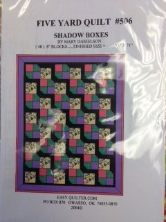Shadow Boxes - #506