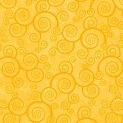 Harmony - Yellow Swirl