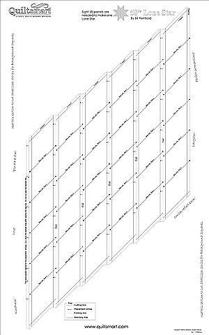 Quiltsmart 58 Lone Star Interfacing