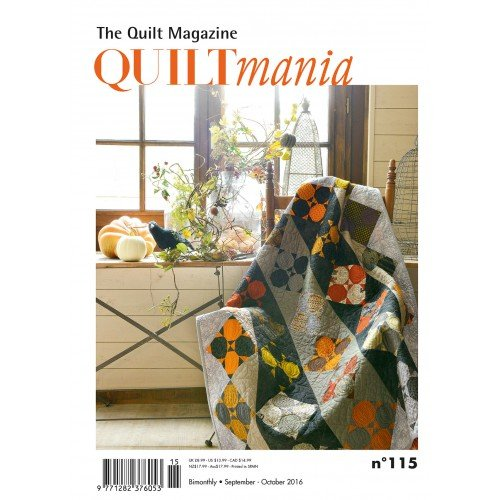 Quiltmania September-October 2016