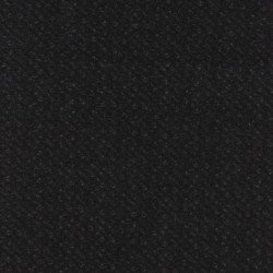 Woolies Flannel -  Puddle Bucle - Black