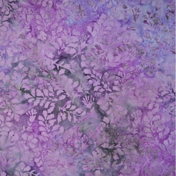 Batik by Mirah - Viva Viola - Purple Melt