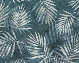 Bali Batik - Palm Leaves Smoke