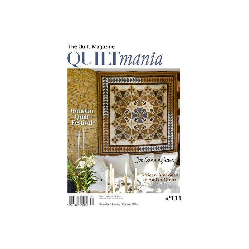 Quiltmania January- February 2016