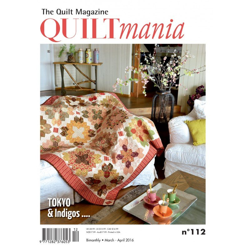 Quiltmania March-April 2016