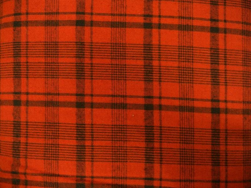 Brannock Patek Basics - Red/Black Plaid