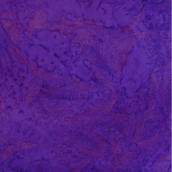 Batik by Mirah - Viva Viola - Ripe Plum