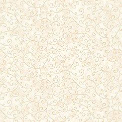 Mariposa - Scroll Medium Ecru