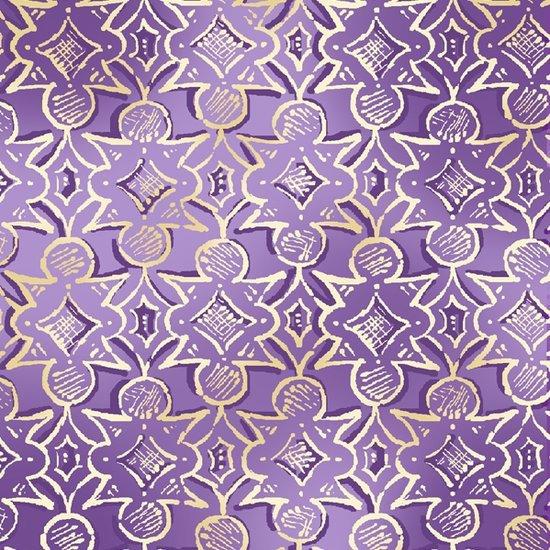 Shangri-LA - Medium Purple