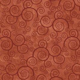 Harmony - Copper Swirls