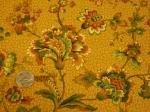 Regency - Jacobean Floral Gold
