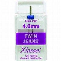 Klasse Needle 100 4mm Twin Jeans/Denim