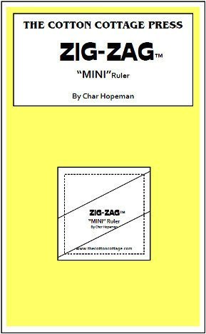 Zig-Zag Mini Ruler