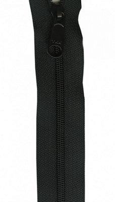 Handbag Zipper - 24 Black