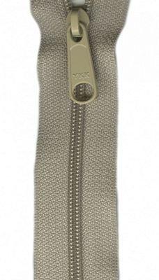 Handbag Zippers 24  - Natural