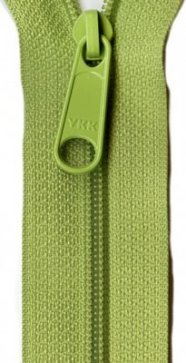 Handbag Zipper 24 Apple Green