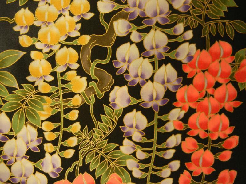 Yoshiko Collection - Black Floral