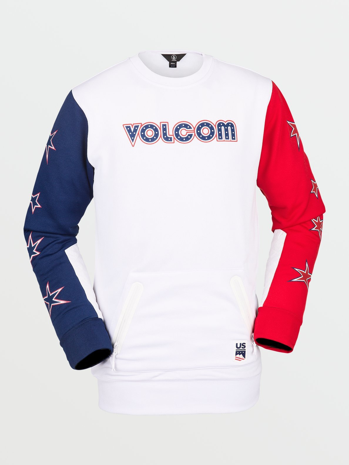 Volcom Let It Storm Fleece US Olympic Snowboard Team Edition