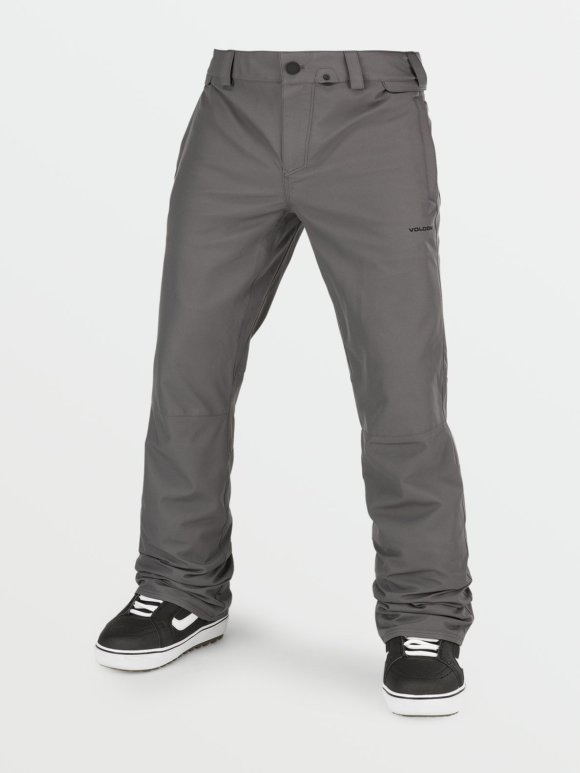 Volcom Klocker Tight Pant Grey