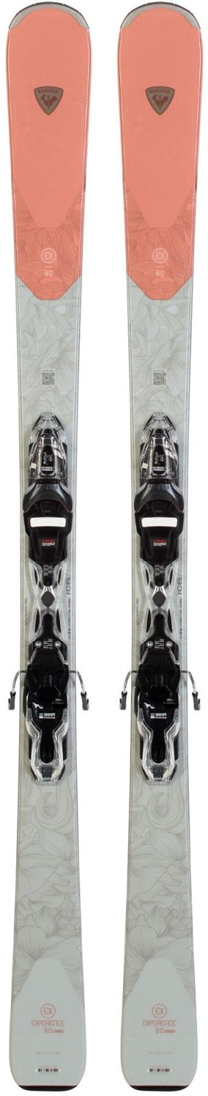 Rossignol Experince W 80 Carbon with Express W 11 GW Bindings