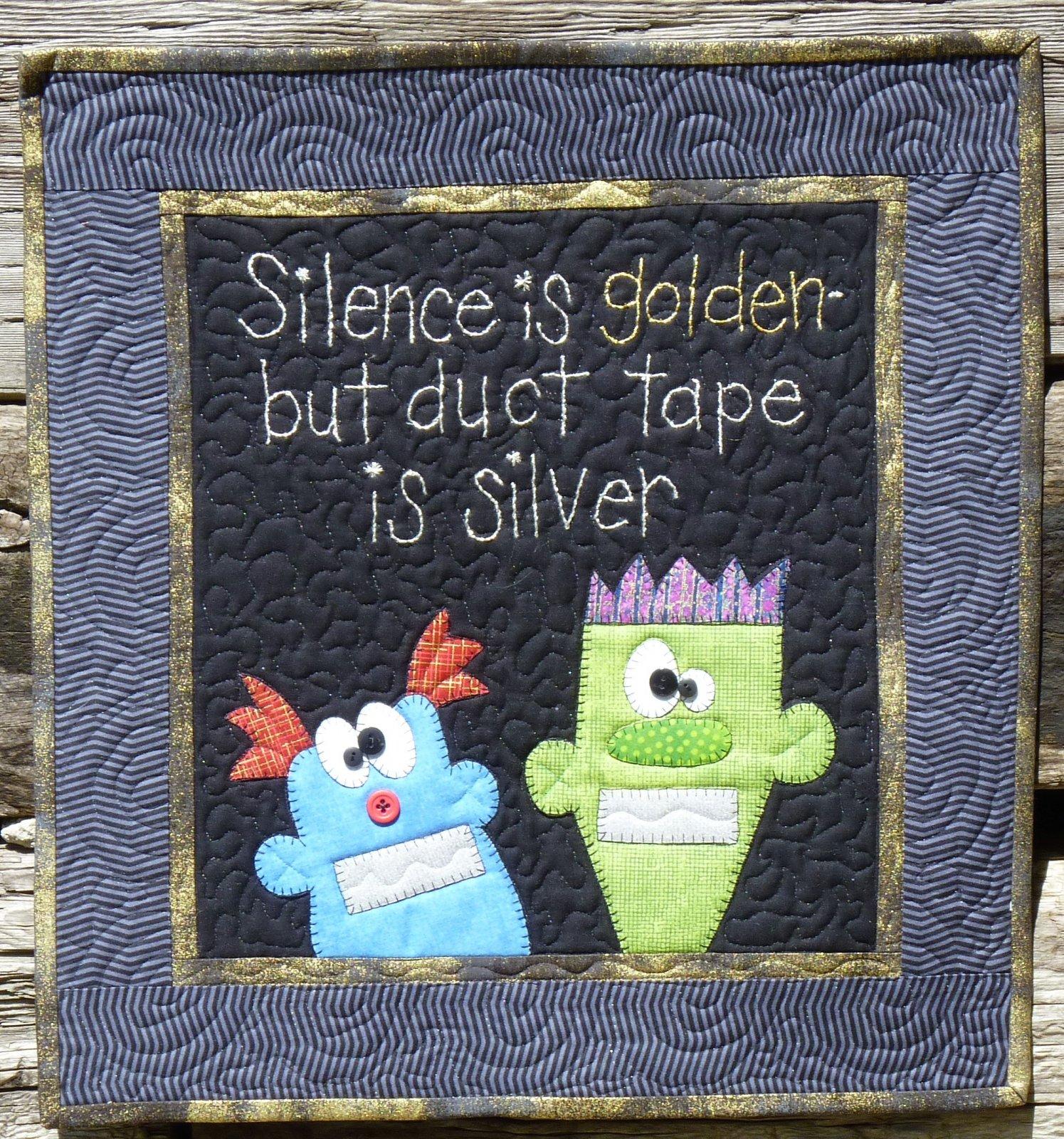 K662 Silence is Golden - Kit