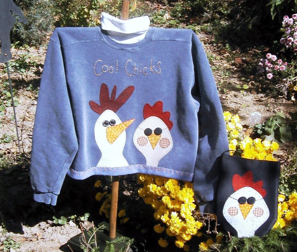 127 Cool Chicks