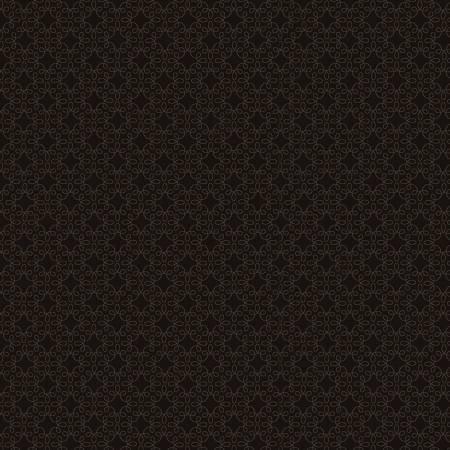 Man cave - Black Filagree Geo