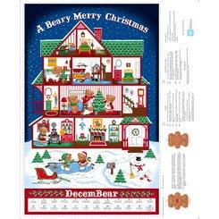 sew n go merry beary advent calendar