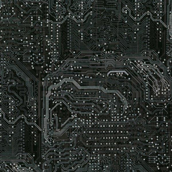 silver circuits circuit board