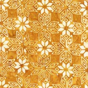 Joy To The World  Gold Snowflake